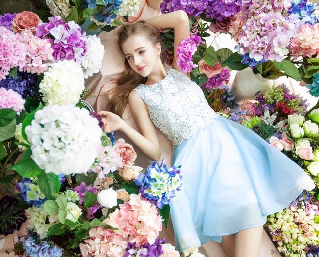 Romantic-Summer-dress-woman
