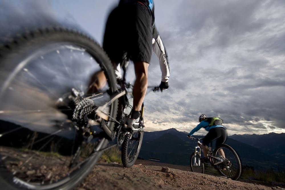 BMX vs Mountain Bike