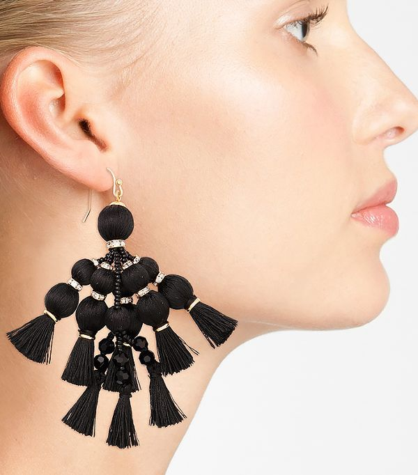MUST-HAVE EARRINGS FOR 2018 SPRING AND SUMMER 2