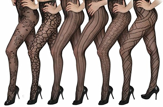 Guide to Patterned Stockings