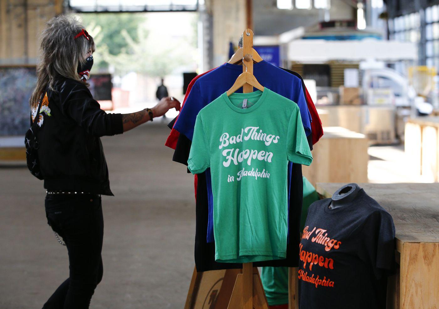 Philadelphia Sports Shirts, Hoodies & Apparel