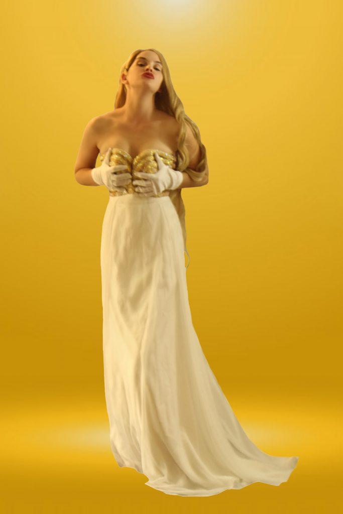 Bio of Model Monica Yvette