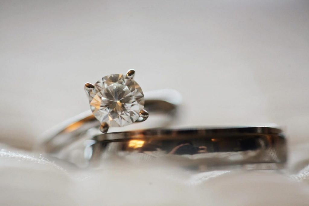 Diamond cheap engagement rings